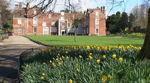 Christchurch Mansion, Ipswich. File Size 39k