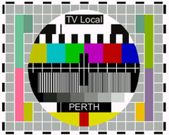4:3 Test Card Electronic Source